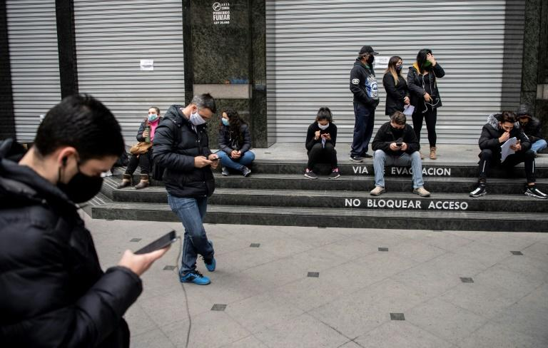 Chile unemployment hits new record of 13%