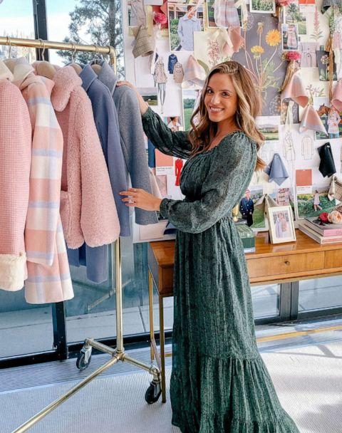 PHOTO: Julia Engel launches debut Gal Meets Glam coat collection, and spills her best coat shopping tips. (Courtesy Gal Meets Glam)