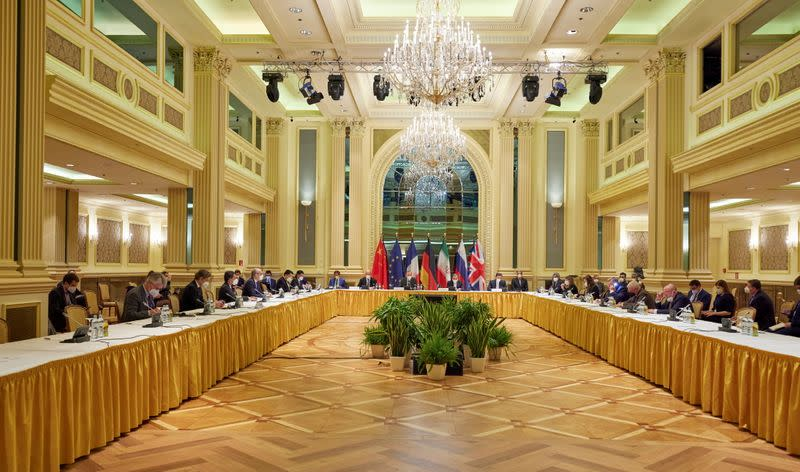 Meeting of the JCPOA Joint Commission in Vienna