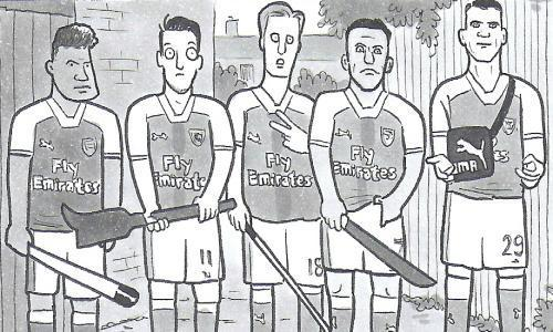 David Squires on … Arsenal and Chelsea reaching the FA Cup final