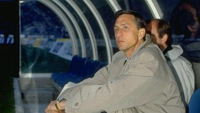 <p>The Dutch maestro had been a successful player at Barcelona before he returned to manage the side at the start of the 1988-89 season. What followed was not only success on the pitch in terms of trophies, but a transformation in playing culture which still exists today.</p> <br><p>Cruyff took the whole club and changed it's philosophy. From the youth teams to the first team, all the club's sides were coached in the same form of attacking football. He brought in players who are now preaching what they learnt under their Dutch coach; Pep Guardiola and Ronald Koeman are just two former pupils.</p> <br><p>It wasn't just the style of his team that had such an impact during a five-year period (1989-1994) Johan Cruyff led the Catalan side to four European Cup Finals, winning the European cup once (1992), the Cup Winners' Cup once (1989) as well as four La Liga titles in a row and one Copa Del Rey (1990). </p> <br><p>When you talk about impact, Johan Cruyff's is still reverberating around the world.</p>