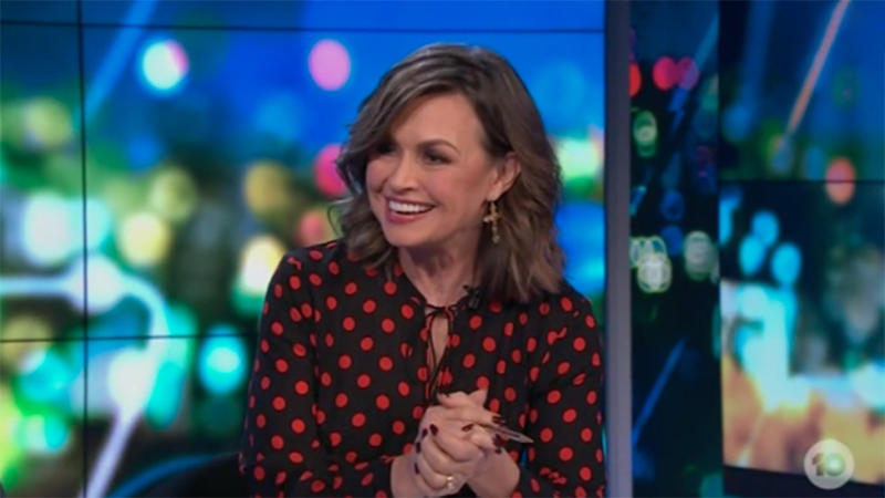 Lisa Wilkinson made an embarrassing admission. Photo: The Project