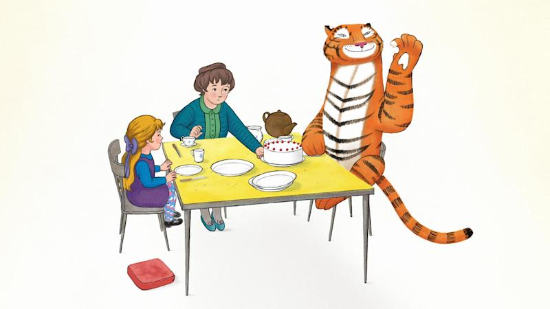 Animation: Judith Kerr's tale comes to life (Lupus Films / Channel 4)