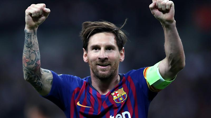 'It's like the space race': Clubs scramble to tempt Lionel Messi on social media