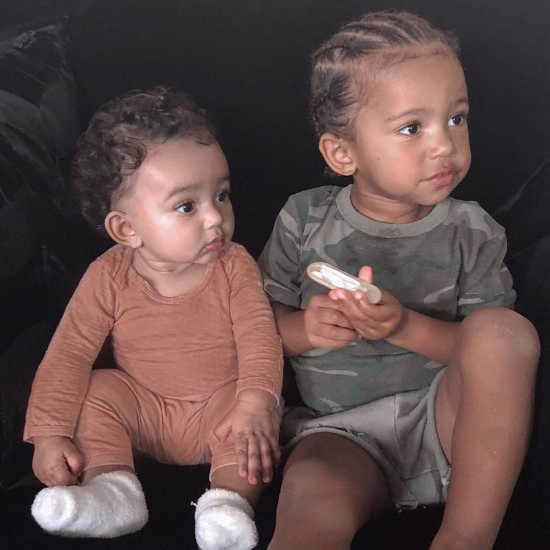 Chicago and Saint West