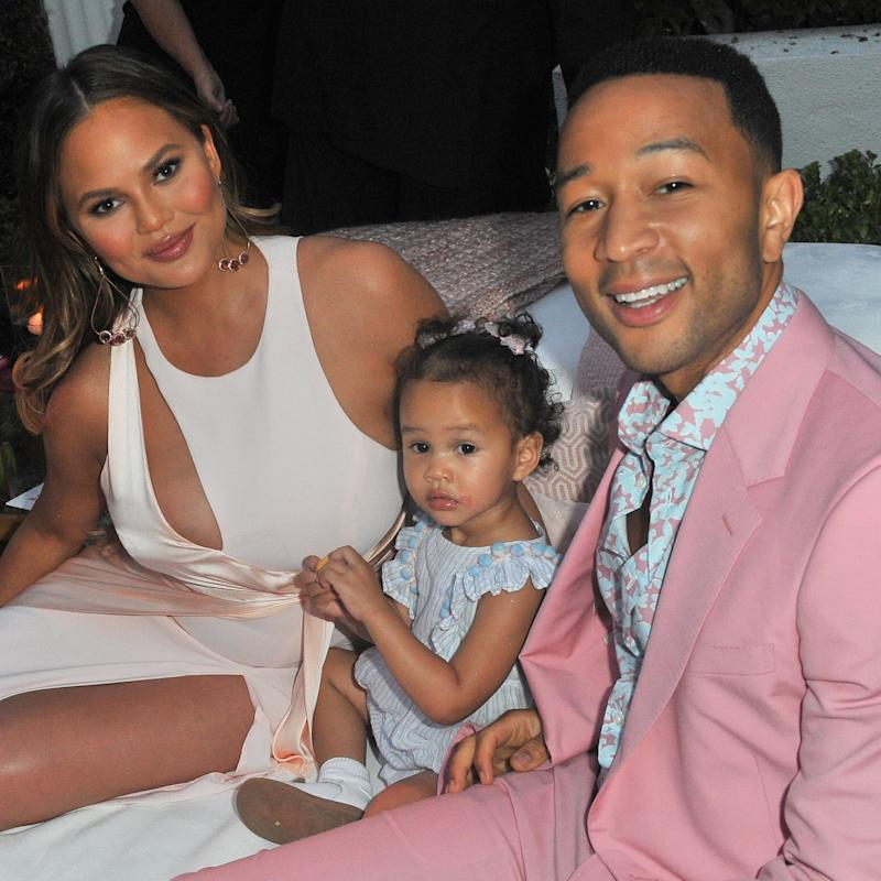 John Legend Covered Selena Gomez at a Stuffed Animal Wedding (Yes, You Read That Right)