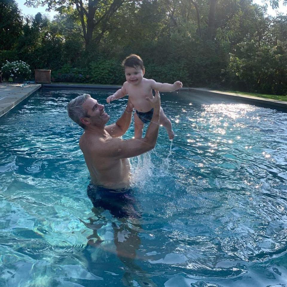 Looks like pool time is going swimmingly!