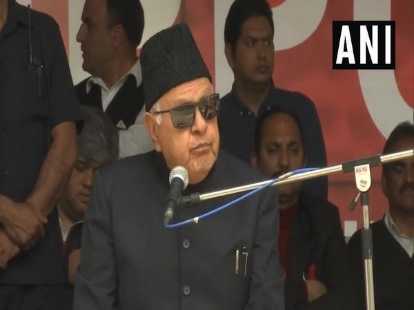 National Conference president Farooq Abdullah (File Photo)