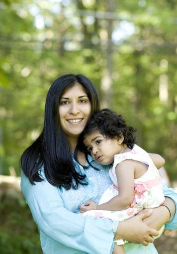 """<div class=""""caption-credit""""> Photo by: India Currents</div><div class=""""caption-title"""">Sonia Gupta of My Little Pakora</div>Sonia worked for nearly a decade helping lauch and develop start-up companies, so she definitely knew what she was up for when she decided to launch her own baby and toddler organic clothing line, <i><a rel=""""nofollow noopener"""" href=""""http://www.mylittlepakora.com/Default.asp"""" target=""""_blank"""" data-ylk=""""slk:My Little Pakora."""" class=""""link rapid-noclick-resp"""">My Little Pakora.</a></i> This savvy mama began her business when her daughter was a mere 9 months old and has turned it into the solid company that it is today. Sonia is an equal opportunity employer. All staff food is subsidized and provided from the organic farm the the warehouse operates out of in India. They are also provided free medical care. My Little Pakora isn't just about clothing. It gives parents unique ideas, education, and practical support to help them live healthier for their own families and the world. <br>"""
