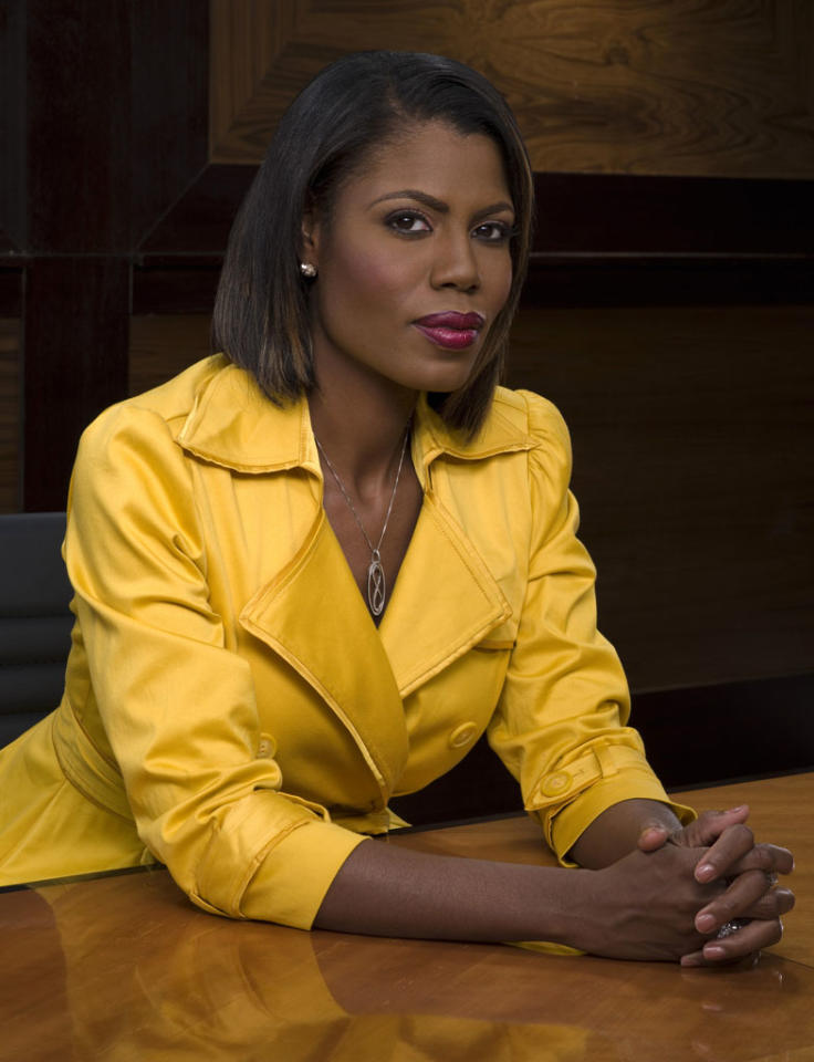 "Omarosa will compete on the first ever ""All-Star Celebrity Apprentice."""