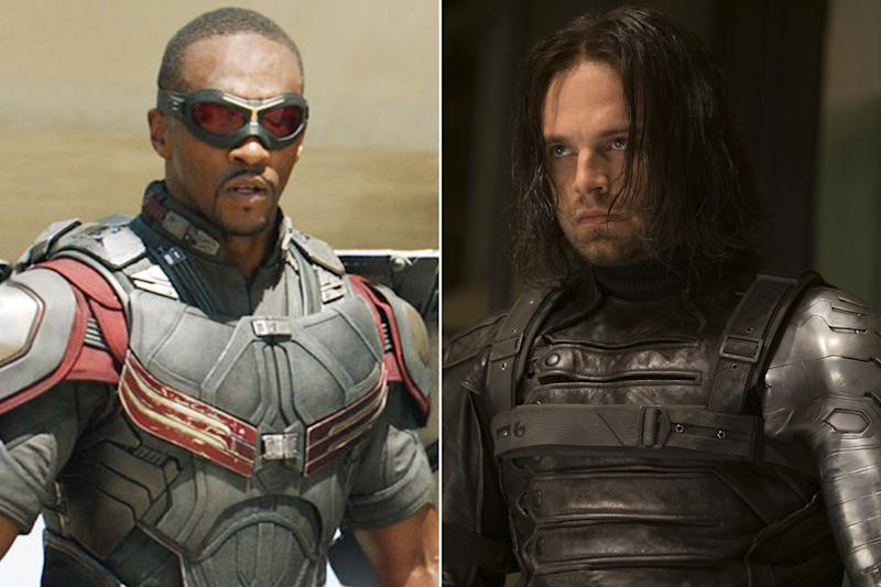 The Falcon and the Winter Soldier: What We Learned During D23