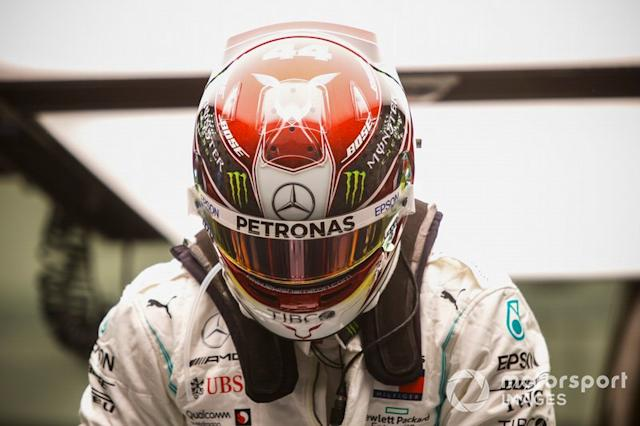 "Lewis Hamilton, Mercedes AMG F1 <span class=""copyright"">Zak Mauger / LAT Images</span>"
