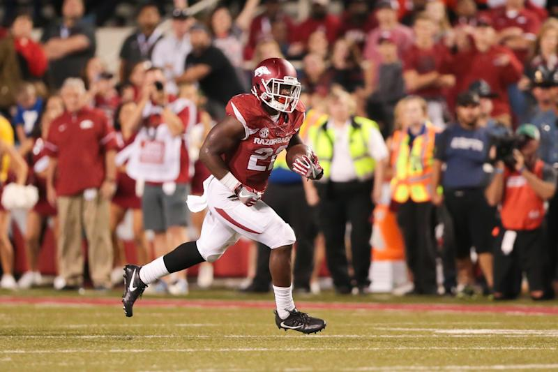 Rawleigh Williams III's neck stinger left Bret Bielema 'shook'