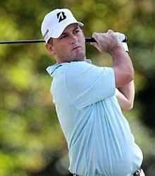 Matt Every was the co-leader after three rounds but struggled on Sunday with a 72