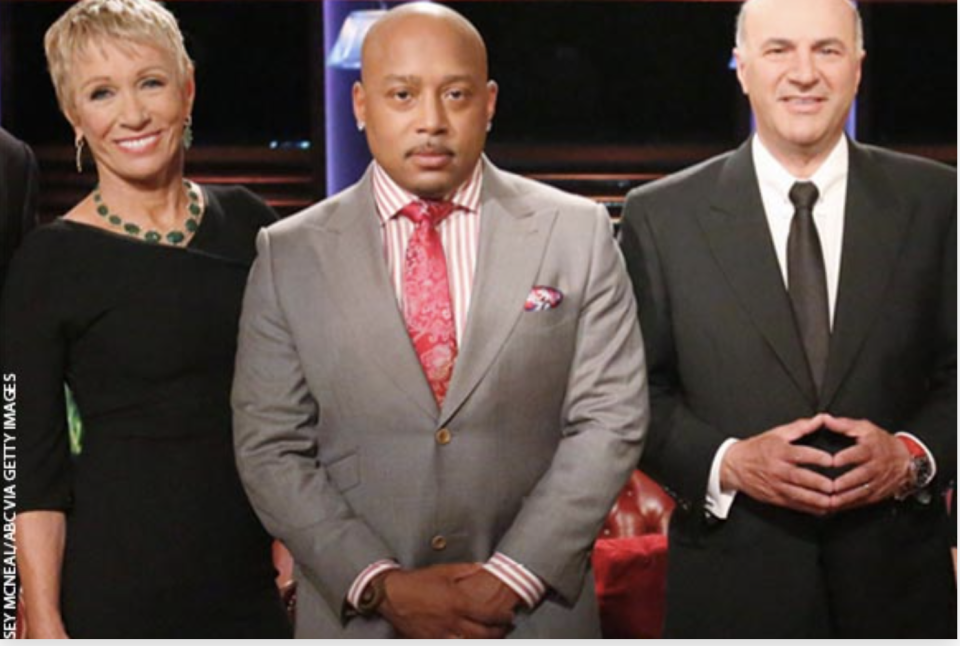 Shark Tank stars Barbara Corcoran, Daymond John, and Kevin O'Leary have all be diagnosed with dyslexia.