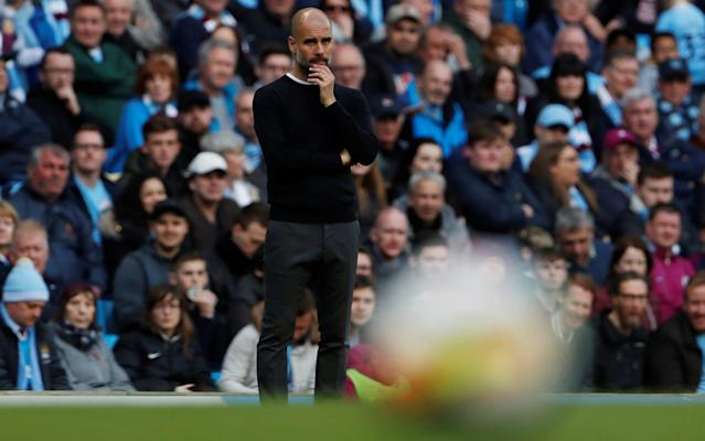There are those who will argue there is almost no point being successful if you are not able to enjoy your success, but that is why Pep Guardiola is different and it is why you should probably back Manchester City to win the title next year too. Of course, there is satisfaction at what he has achieved in his second season with City and pride in the way he has done it, but that period of reflection is already over. Even as his team ran on to the pitch to a guard of honour from Sunday's opponents Swansea and a standing ovation from their supporters to celebrate their coronation as champions, Guardiola's attention had already shifted to the challenges that lie ahead, not the ones already met. For this is what separates the elite, the great from the good. Guardiola does not just win titles, he collects them like an art dealer hoarding masterpieces. That is what he did at Barcelona and Bayern Munich and it is what he intends to do in Manchester as well. Even as he celebrated City's title triumph, Guardiola's mind began to wonder to what comes next. As things stand, the Spaniard has merely matched the achievements of those who have come before him. That is not an insult, it does not undermine him in anyway, it is just a statement of fact that he, more than anyone, understands. Guardiola has turned the richest club in world football into title winners and even if he did so playing a style of football that fuelled talk of City being one of the best sides to have played in the Premier League era, he has not achieved anything that Manuel Pellegrini did not during his time in England. Kevin De Bruyne scored a spectacular goal on Sunday Credit: REUTERS It is what Guardiola does now that will truly define his time in England. It was what needs to happen next season that occupies his mind. The Champions League will always be City's Holy Grail, but Guardiola claims he is more interested in domestic prizes than European ones. It is the Premier League that fascinates him. That chastising first season in England, which he ended trophy-less for the first time in his managerial career, left a scar that even now, after winning the league, bothers him immensely. As Guardiola was quick to stress last week, City have never won the Premier League two seasons running. No English club has since Manchester United in 2009. That is what Guardiola must do now, but you sense, not even that will satisfy him. It was merely a sentence muttered rather than roared, lost in the wider context of acclaim last week, but the Spaniard has already hinted where his ambition lies, pointing out that only Sir Alex Ferguson, at United, has won the Premier League three times in a row. To be the best of this gilded managerial generation, Guardiola wants to do the same. He even mentioned winning four, before quickly adding, as though he realised the burden of expectation he was creating was even too much for him to bare, how difficult that will be in a league with so many title contenders vying for position. The genius of Pep Guardiola: Eight things he has done to make Man City so frighteningly good What Guardiola wants to know, is who comes with him on the next leg of the journey? Which of these City players share his unquenchable thirst for silverware and who is already content with what they have achieved? Who will fall away? Who will continue to grow and search for improvement? That is why he played his strongest team against Swansea, because the process is already underway. There will be no rest for City's international stars ahead of the World Cup, not yet. There are players who still have boxes to tick. Can Raheem Sterling maintain this sort of goalscoring and creative form? Can Kevin De Bruyne continue to dominate games from midfield? Can David Silva, at the age of 32, still pick holes in resolute defences? City's first goal suggests yes, De Bruyne picking out Sterling's run in behind Swansea's backline with a perfectly weighted and timed through ball. Sterling had his head up before Swansea knew what was happening, picked out Silva, whose sublime first touch created the space for him to score the first goal of the game after just 12 minutes. Manchester City player ratings for Premier League title winning season Three minutes later, Sterling made it 2-0 with his 23rd goal of the season with a simple tap in after a brilliant cross from Bernardo Silva. Nobody was slacking off, nobody played with a celebration hangover. City were so good, it was almost cruel on Swansea, who looked beaten with more than three quarters of the game still to play. City's hummed and buzzed like a honey bee sent out to collect pollen for the first time after winter hibernation. That is precisely what Guardiola wanted to see, De Bruyne scoring a stunning third early in the second half before Bernardo Silva made it four. If his players can play like this when the prize has already been won, there is no reason to doubt they will not return next season in the same mood. It already looks ominous for the rest of English football. Manchester City win the Premier League Key moment in the match If there were any doubts about City's desire to maintain standards at the end of a campaign in which they have already been crowned champions, they were dispelled when they sliced through the Swansea defence twice in the space of three minutes to charge into a 2-0 goal lead. City could dominate English football for years on this evidence. Man-of-the-match Kevin De Bruyne may lose out on the player of the year award to Liverpool's Mo Salah but he has been the best player in English football's best team this season and his performance here was a reminder of just how brilliant he is.