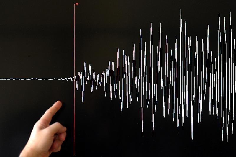 A powerful magnitude 7.0 earthquake has struck the Indonesian province of Papua, US geologists said