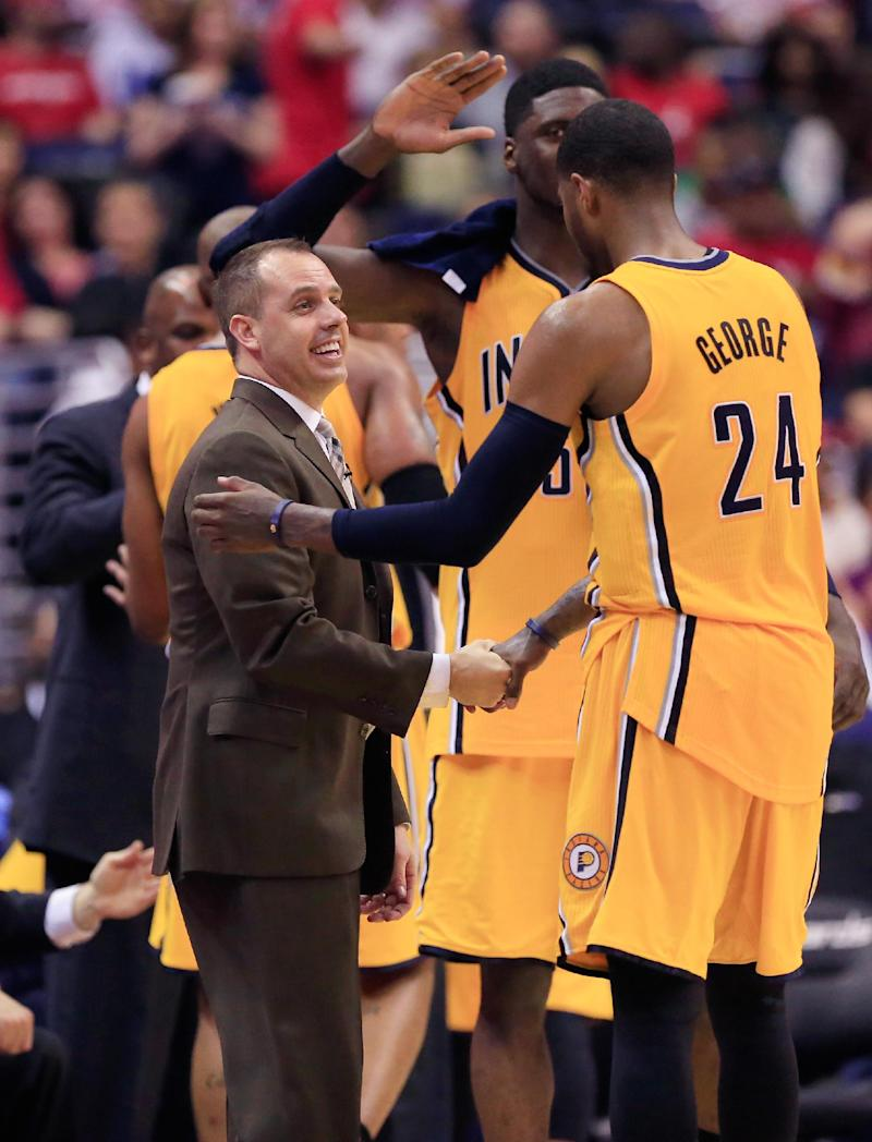 Pacers' 'mojo' back heading to Game 4 against Wiz