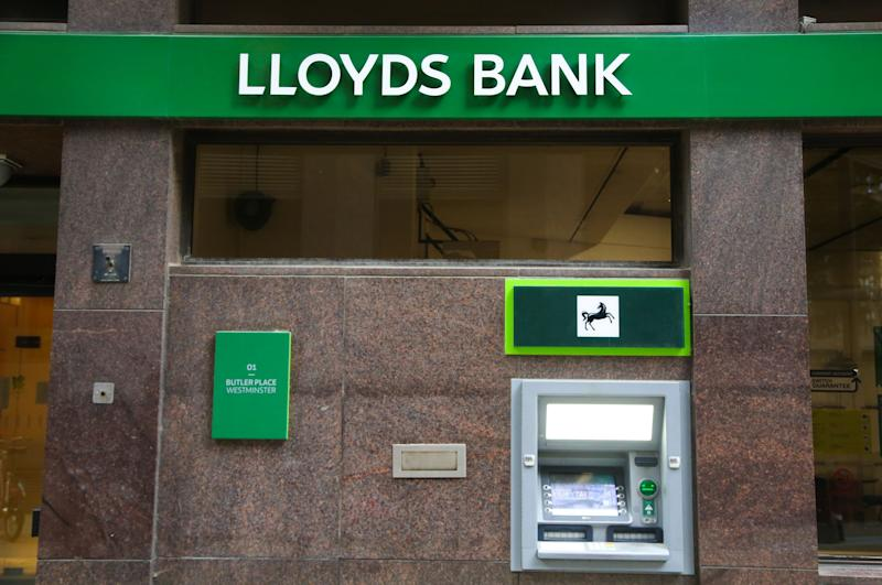 Lloyds, Halifax and Bank of Scotland customers face glitch with payments