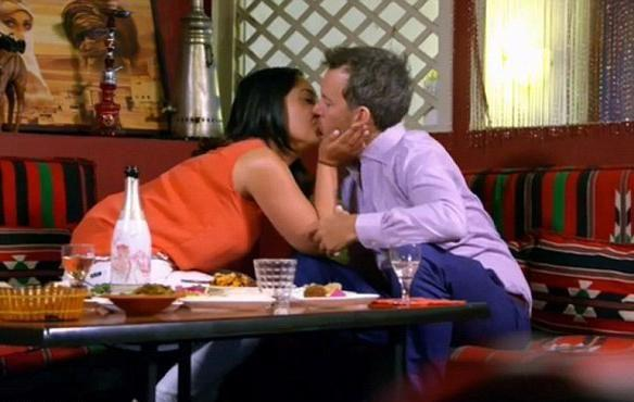 Simon and Alene seemed like they would last the test of time. Source: Channel 9 / Married At First Sight