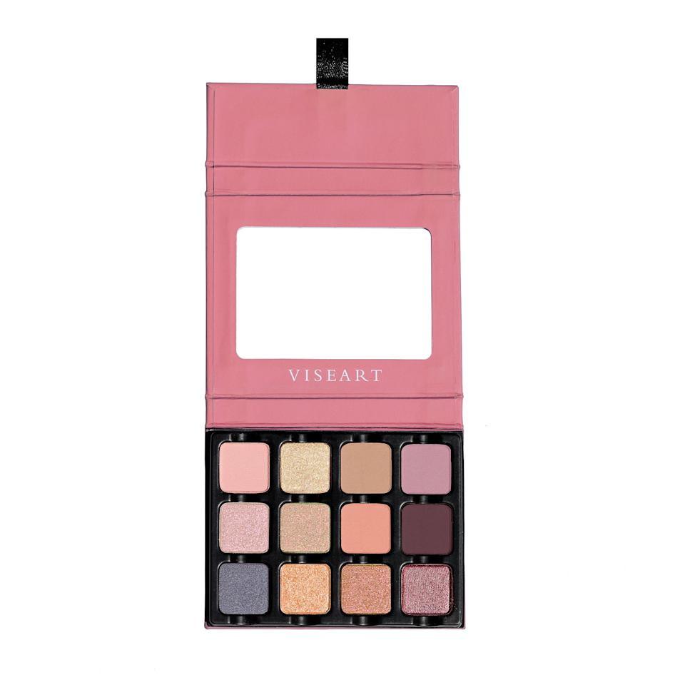 """<p>Ahh, springtime in Paris . . . or, in this case, the <a href=""""https://www.popsugar.com/buy/Viseart-Paris-Edit-Eye-Shadow-Palette-552403?p_name=Viseart%20Paris%20Edit%20Eye%20Shadow%20Palette&retailer=sephora.com&pid=552403&price=39&evar1=bella%3Auk&evar9=47262577&evar98=https%3A%2F%2Fwww.popsugar.com%2Fbeauty%2Fphoto-gallery%2F47262577%2Fimage%2F47262598%2FViseart-Paris-Edit-Eye-Shadow-Palette&prop13=api&pdata=1"""" rel=""""nofollow"""" data-shoppable-link=""""1"""" target=""""_blank"""" class=""""ga-track"""" data-ga-category=""""Related"""" data-ga-label=""""https://www.sephora.com/product/viseart-paris-edit-eyeshadow-palette-P455559?icid2=justarrivedmakeup_skugrid_ufe:p455559:product"""" data-ga-action=""""In-Line Links"""">Viseart Paris Edit Eye Shadow Palette</a> ($39) that's new this Spring. It's like a bouquet of flowers, but the 12 romantic colors are actually matte, shimmery, and satiny shadows that look pretty right on your face. Plus, even though it's inspired by colors in the larger Paris palette, its smaller size makes it that much easier to take with you if your plans include an actual trip to the City of Love.</p>"""