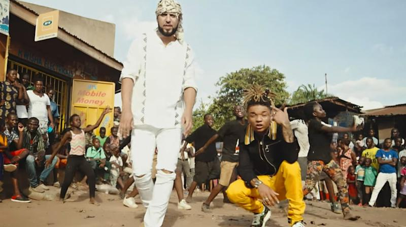 Watch French Montana, Swae Lee Party in Uganda in 'Unforgettable' Video