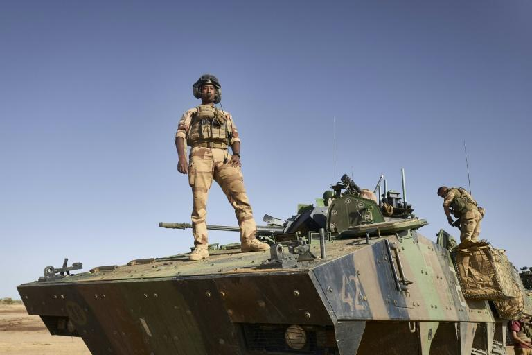 There are about 4,500 French troops deployed in the Sahel (AFP Photo/MICHELE CATTANI)
