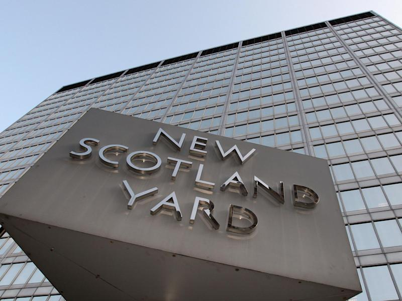A general view of New Scotland Yard on October 2, 2008 in London, England: Getty Images