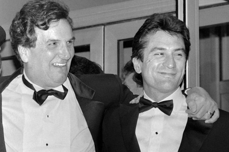 Danny Aiello and Robert De Niro | RALPH GATTI/Getty Images