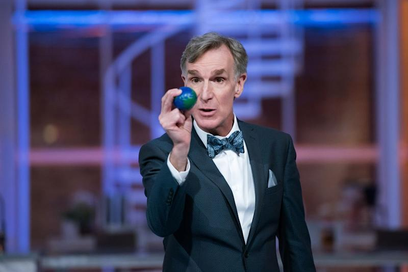 Bill Nye Fed Up with Climate Change Skeptics in Rant