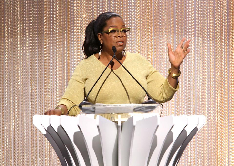 Oprah Reflects On Fighting For Equal Pay: 'I Knew My Value'
