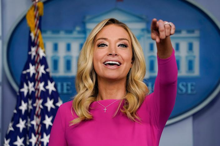 Media Fox McEnany (Copyright 2020 The Associated Press. All rights reserved)