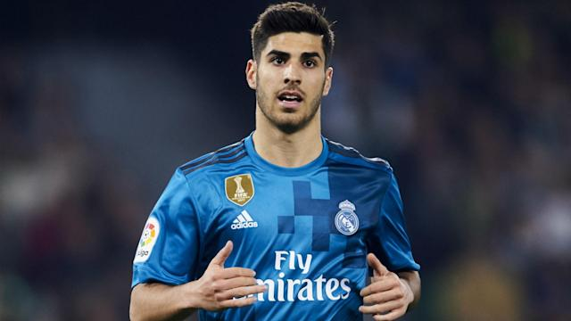 Real Madrid coach Zinedine Zidane should not be blamed for dropping Marco Asensio, according to the talented Spain international.