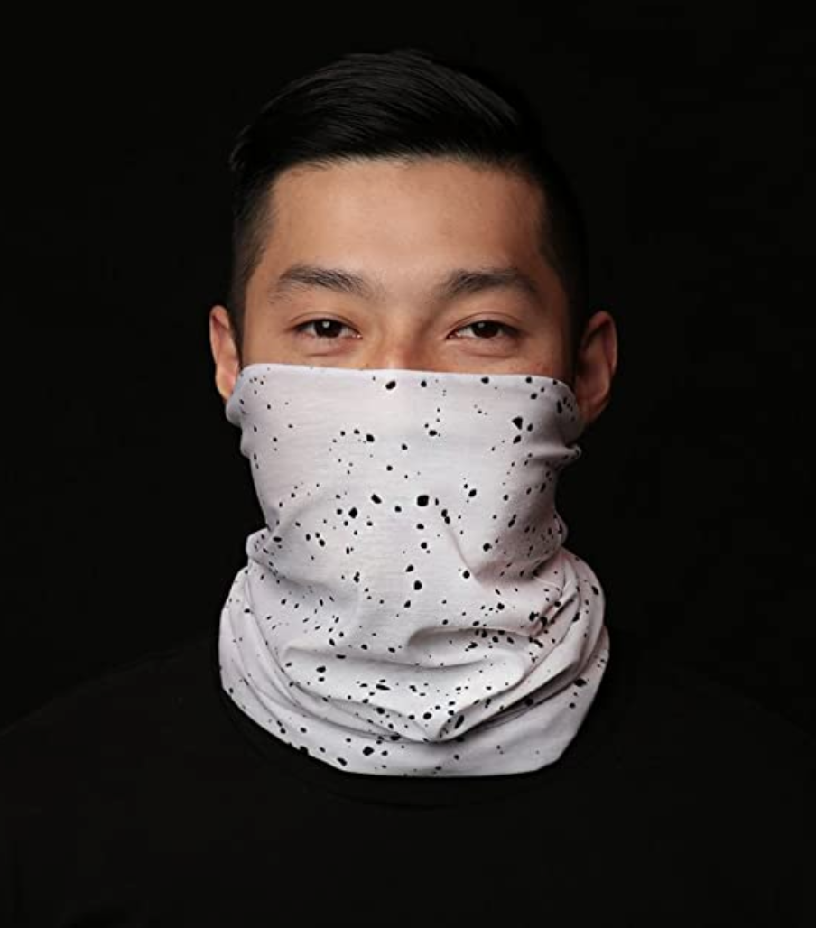 Made in California, this quick-dry gaiter features UV sun protection. (Photo: Amazon)