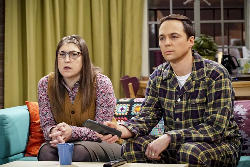 The Big Bang Theory and Young Sheldon cross-over episode features Jim Parsons and Iain Armitage in scenes for the first time and it's worth the wait.