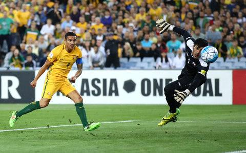 Tim Cahill - Credit: getty images