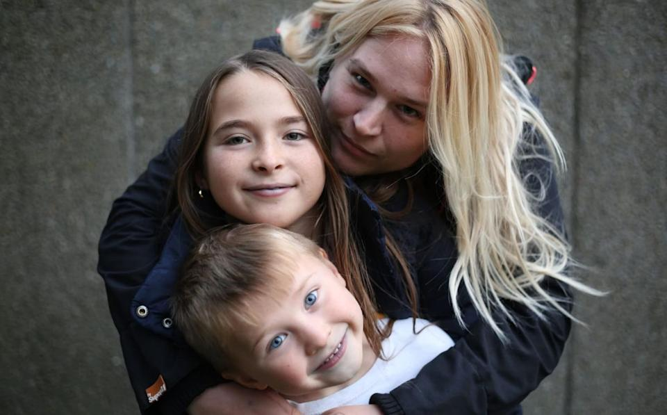 A still from the dispatches documentary <i>Growing Up Poor: Britain's Breadline Kids</i> on Channel 4 (Photo: Channel 4)