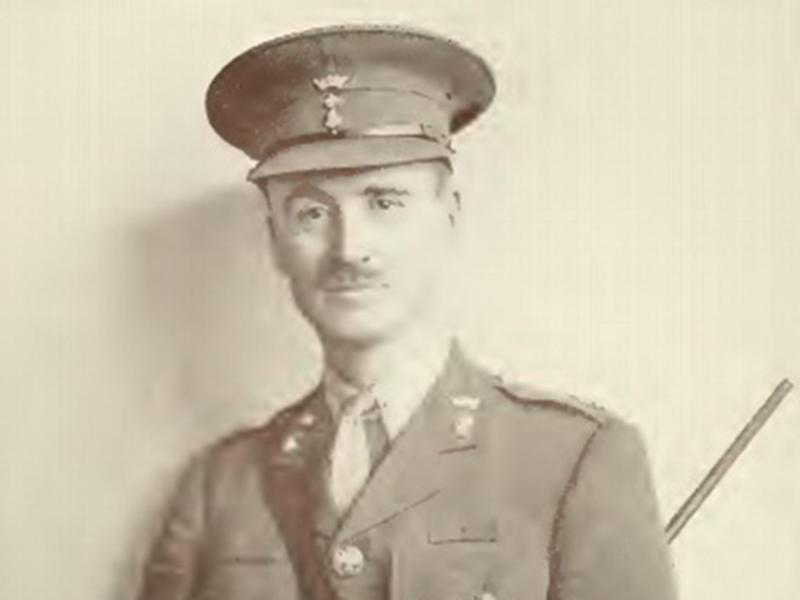 Lt Col James Henry Patterson became an advocate for Zionism after witnessing the bravery of Jewish soldiers in World War One