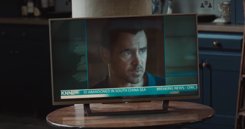 Colin Farrell's Artemis Fowl I goes missing in the new trailer. (Disney)