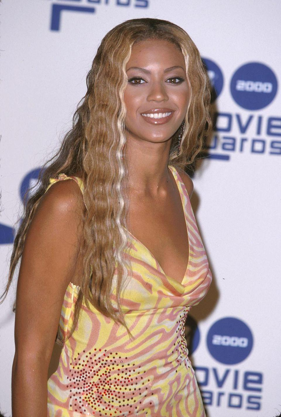 <p>Before she became an icon in the music industry, Beyonce got her start as a member of R+B group Destiny's Child. </p>