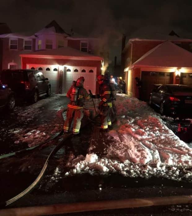 Brampton Fire and Emergency Services/Twitter
