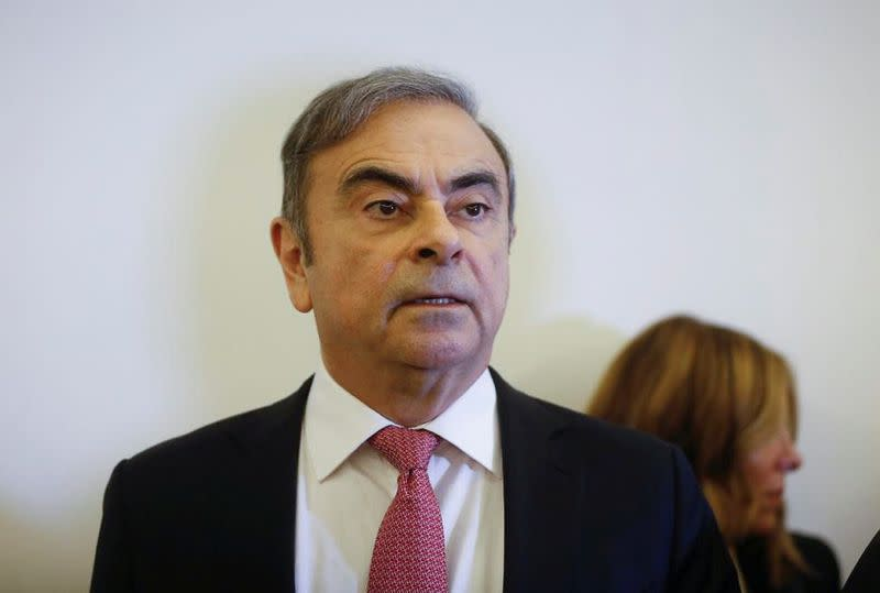 Ghosn 'very comfortable' after Lebanon questioning - lawyer