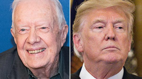 Donald Trump Wouldn't Want To Know What Jimmy Carter Would Do With His Policies