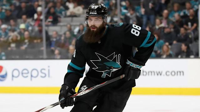 Michael Finewax looks at some DFS plays including Brent Burns and Kyle Connor as well as who to take in Draft.com