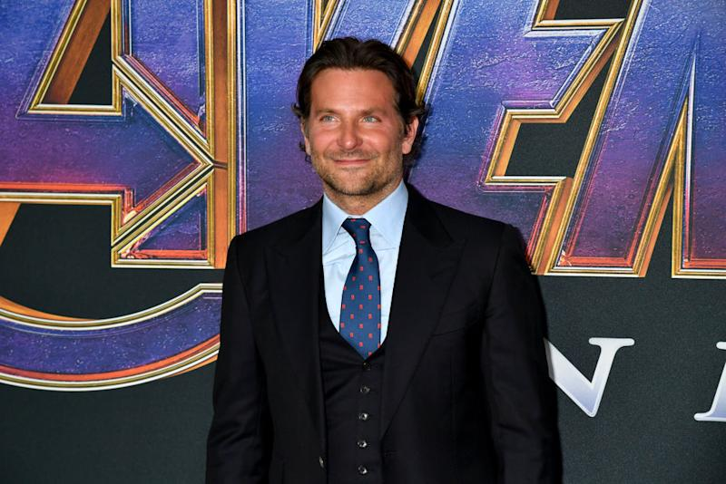 "LOS ANGELES, CALIFORNIA - APRIL 22: Bradley Cooper attends the World Premiere of Walt Disney Studios Motion Pictures ""Avengers: Endgame"" at Los Angeles Convention Center on April 22, 2019 in Los Angeles, California. (Photo by Jeff Kravitz/FilmMagic)"