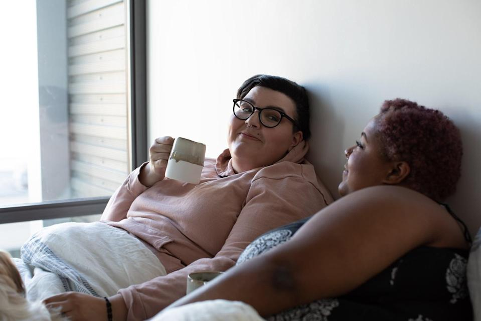 "<p>Things are shaking up in your house of home, meaning if you're living with your partner or thinking about it, things could get a little iffy. ""Even if you're not living with bae but the idea comes up, wait a little bit before taking the leap,"" Brown warned.</p>"