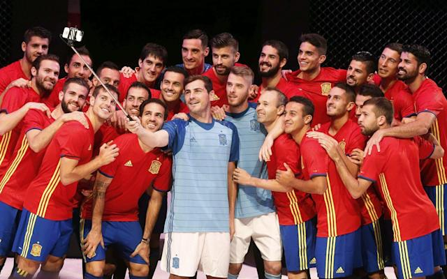 Spain may not be in Russia next summer - EPA