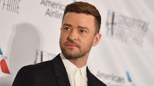 PHOTO: Justin Timberlake attends the 2019 Songwriters Hall Of Fame Gala at The New York Marriott Marquis on June 13, 2019 in New York City. (Angela Weiss/AFP via Getty Images, FILE)