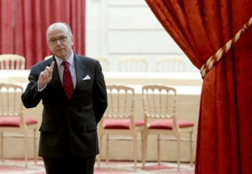 Bernard Cazeneuve named French PM after Valls quits: official