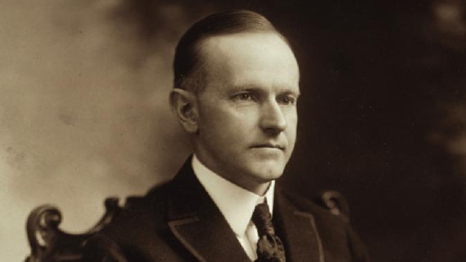 Calvin Coolidge (Library of Congress)